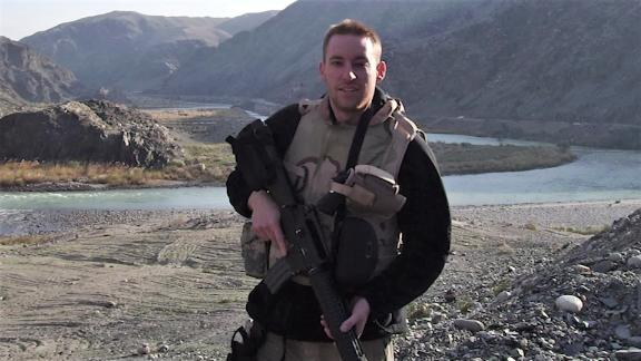 Jason Kander served in Afghanistan as a US Army intelligence officer
