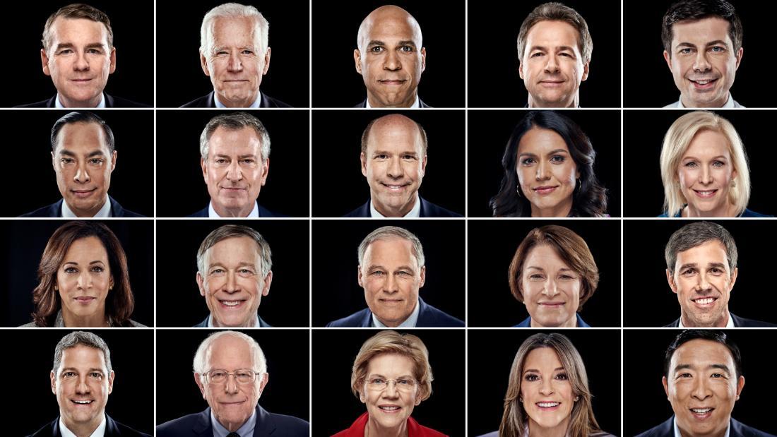 Joe Biden and Kamala Harris will face off again in CNN Democratic primary debates