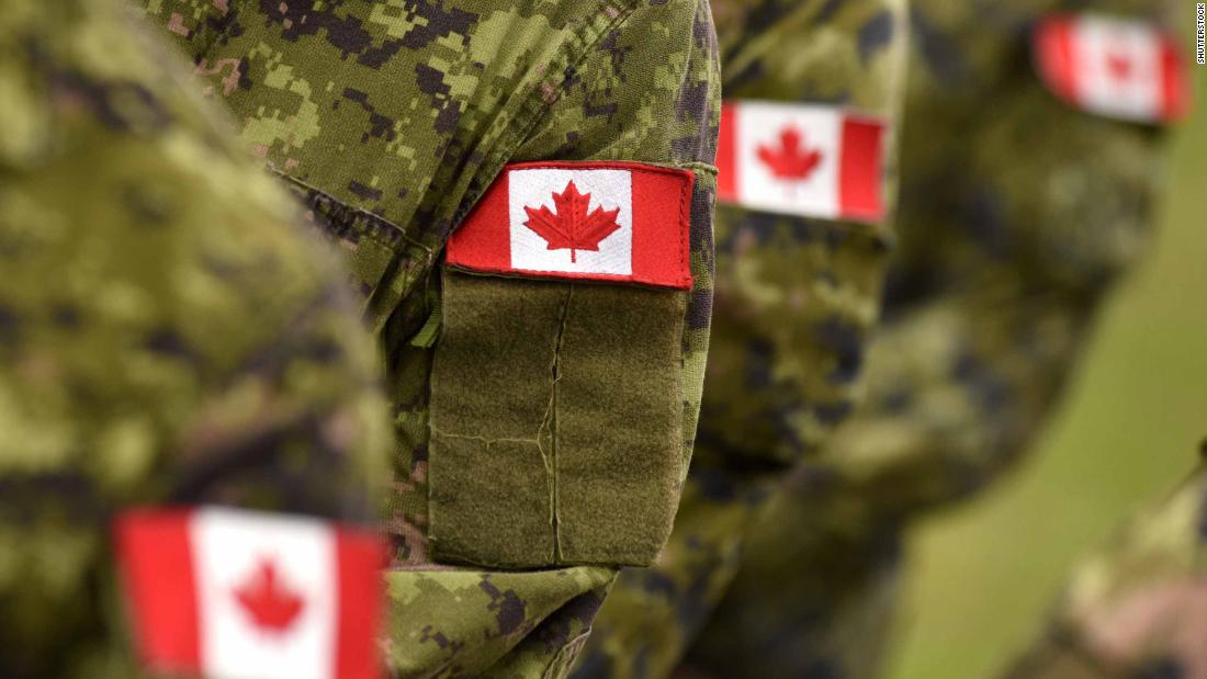 Canadian government agrees to pay a nearly $1 billion settlement for claims of sexual misconduct in the armed forces