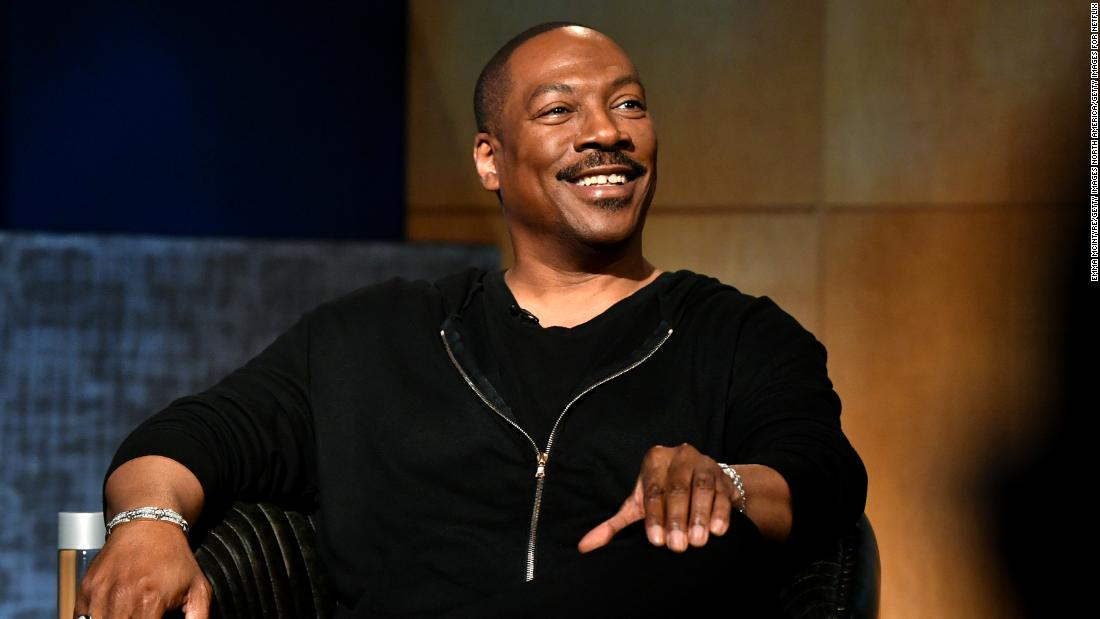 Eddie Murphy says he wants to return to stand-up comedy