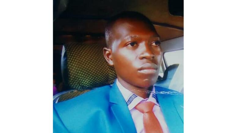 Eugene Ndereyimana went missing last week.