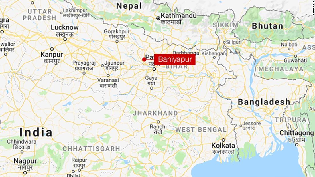 Three men beaten to death on suspicion of cattle theft in India