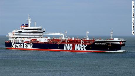 Iran is releasing seven Indian crew members from seized UK tanker