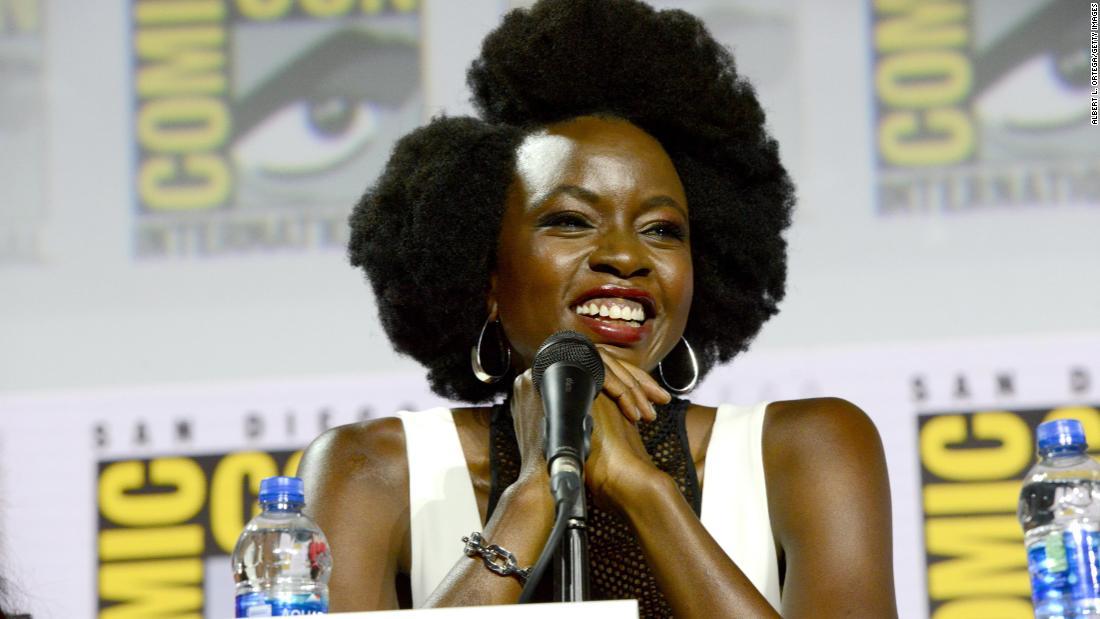 Danai Gurira confirms 'The Walking Dead' exit as Thora Birch, Kevin Carroll join cast