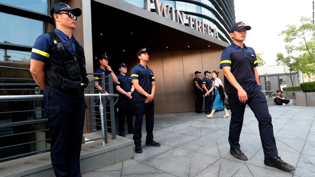 South Korean man dies after setting himself on fire outside Japanese embassy in Seoul