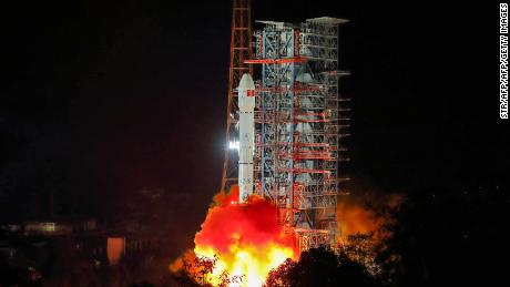 50 years after US moon landing, China is catching up in the space race