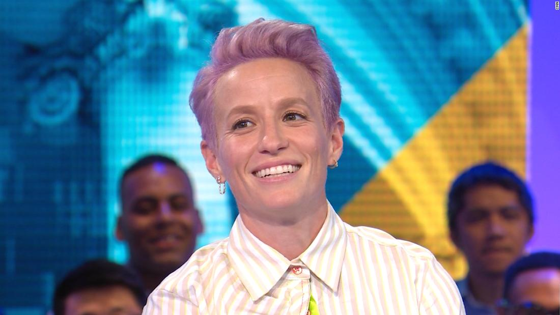 Megan Rapinoe on who may have her vote in 2020