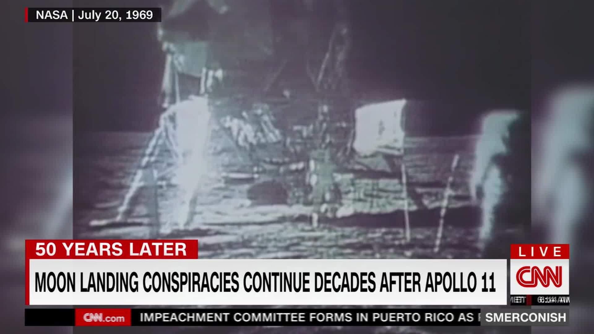 Fake moon landing The moonlanding