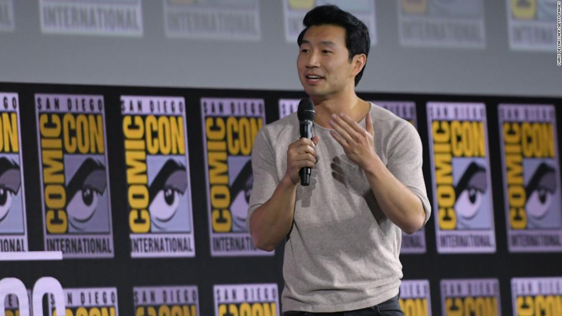Simu Liu, Marvel's latest leading man, will soon be a 'household name'