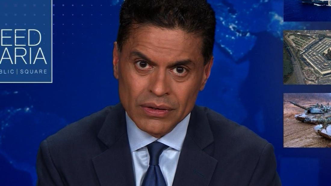 Zakaria: America's defense budget is out of control
