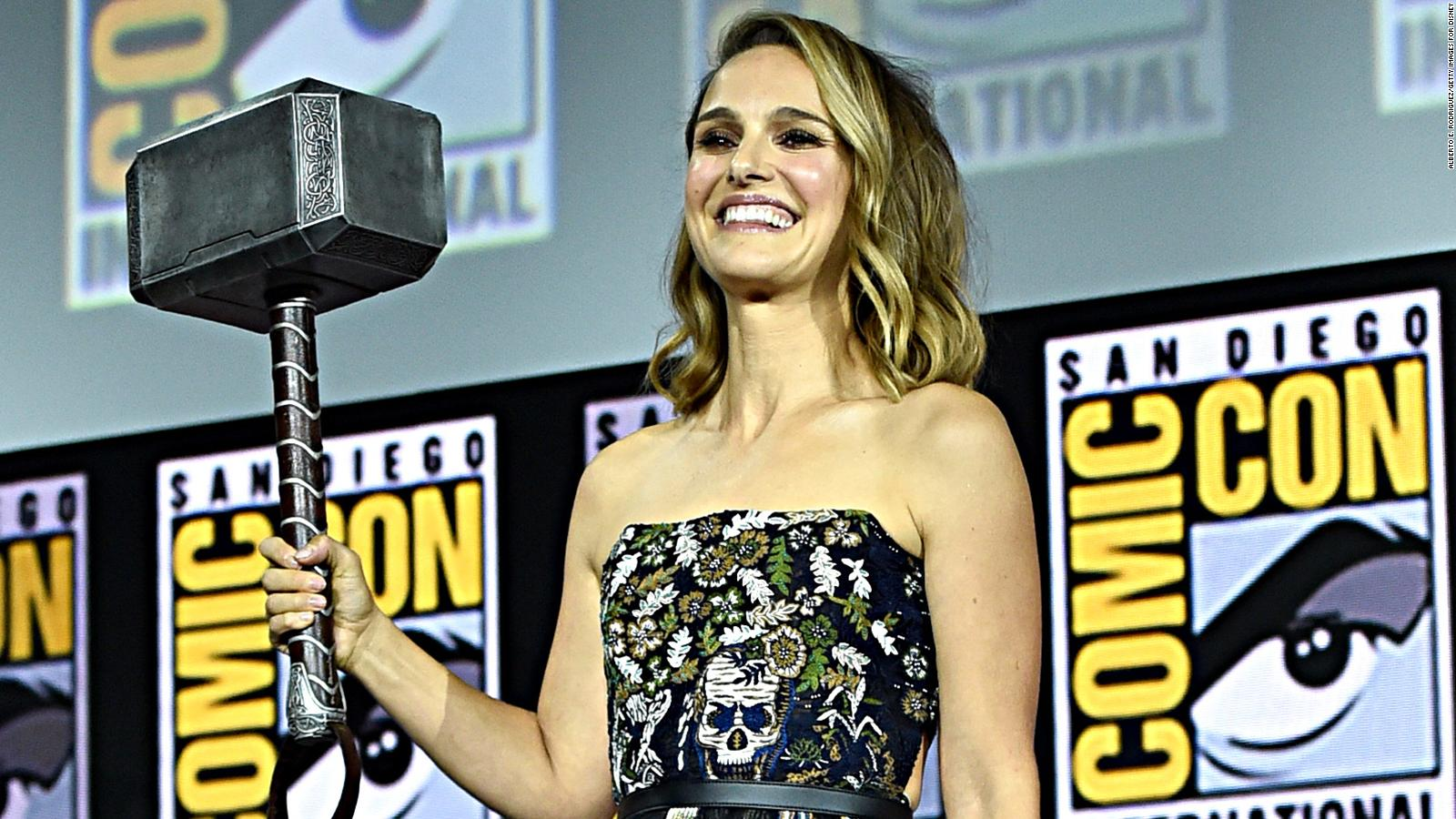 Valkyrie Is Now The First Lgbtq Marvel Movie Superhero But She S Been Bi Forever Cnn