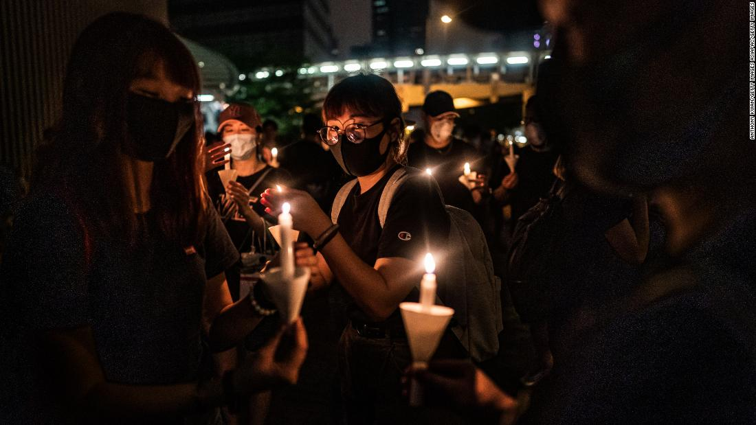 How four deaths turned Hong Kong's protest movement dark