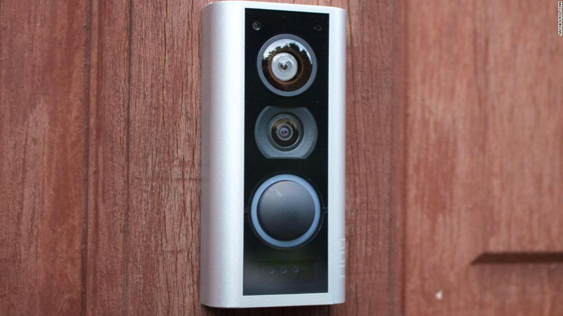 Ring Door View Cam Review Upgrading The Peephole Cnn
