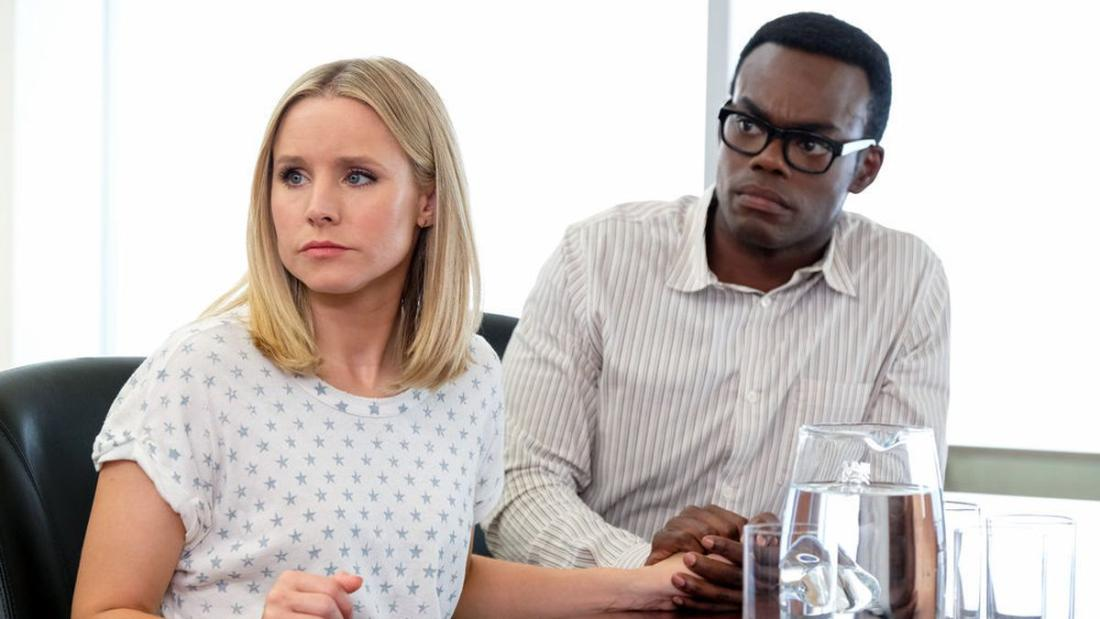 Kristen Bell makes us root for 'The Good Place's' Chidi and Eleanor all over again