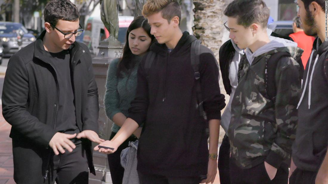 FDA uses magic tricks in first TV ads to prevent teens from vaping