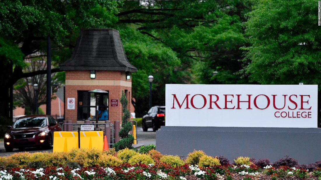 Morehouse College staffer put on leave while school investigates sexual misconduct accusations