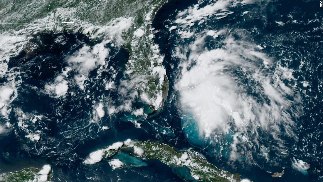 Weather system heading toward Florida has 60% chance of developing into tropical storm
