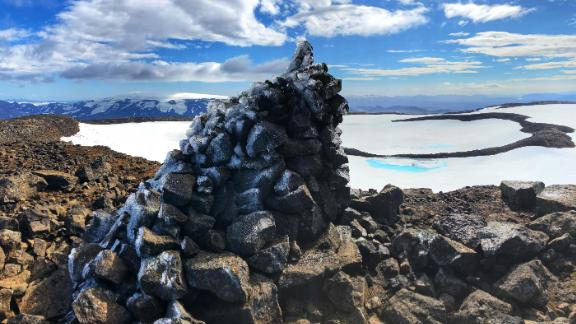 Okjökull is Iceland
