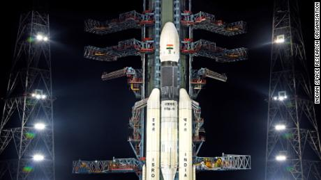 Chandrayan-2: Success in India Second attempt to launch the lunar mission