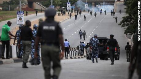 Protests turn deadly as the Islamic Movement of Nigeria clash with police