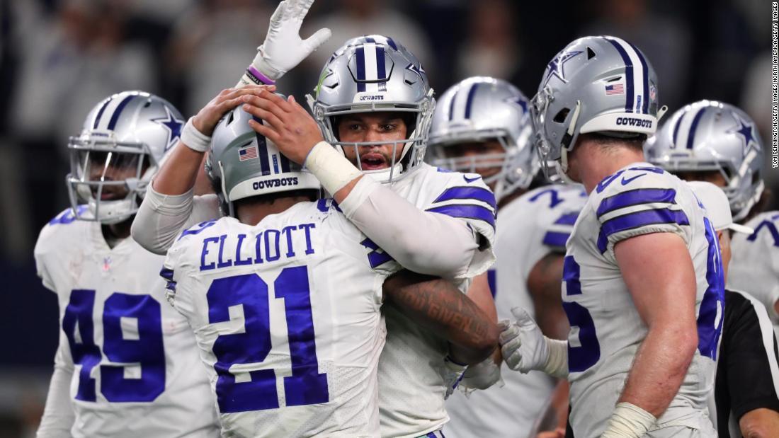 NFL日曜日:視聴方法についてはお好きなチームの遊び