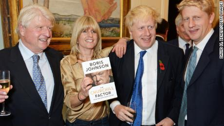Boris Johnson's sister calls him 'tasteless' and 'reprehensible'