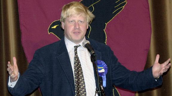 In 2001, Johnson was elected as a member of Parliament. He won the seat in Henley for the Conservative Party.