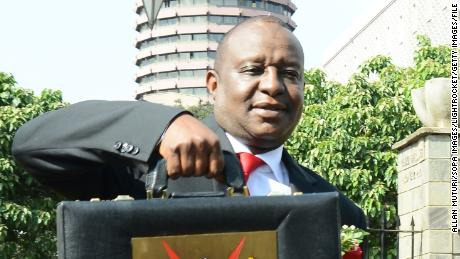 Henry Rotich, Kenya's finance minister arrested in corruption case - CNN