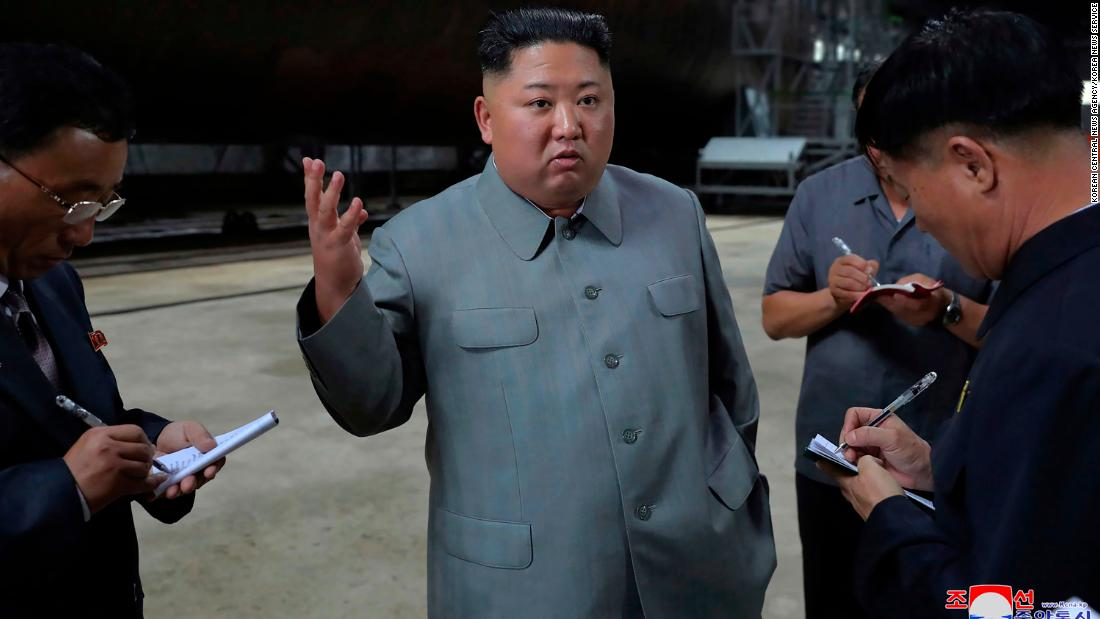 North Korean missile launch a 'new type of threat,' South Korea says