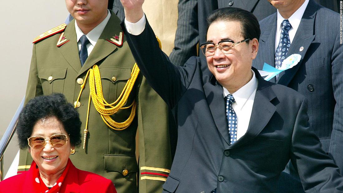 Li Peng, hardline Chinese premier who backed Tiananmen massacre, dies at 91