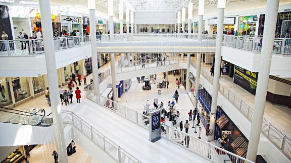 Mall of America in Minneapolis, the nation