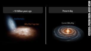 Fast radio burst' tracked to a dwarf galaxy 3 billion light