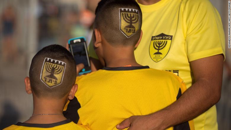 ผลการค้นหารูปภาพสำหรับ Beitar Jerusalem: Soccer club owner ready to sue 'racist' fans