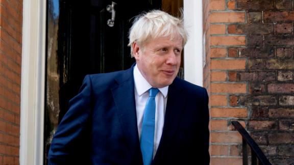 Boris Johnson has said the United Kingdom must leave the European Union by October 31 with or without an agreement to protect trade.