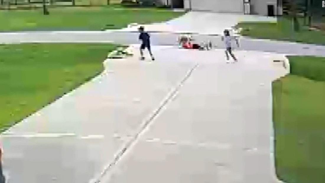 Neighbor jumps into action when dog attacks 6-year-old