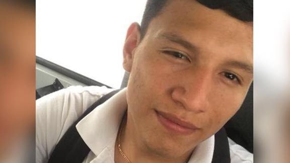 Francisco Galicia was traveling to Houston when he was detained at a CBP checkpoint.