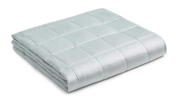 YnM weighted cooling blanket