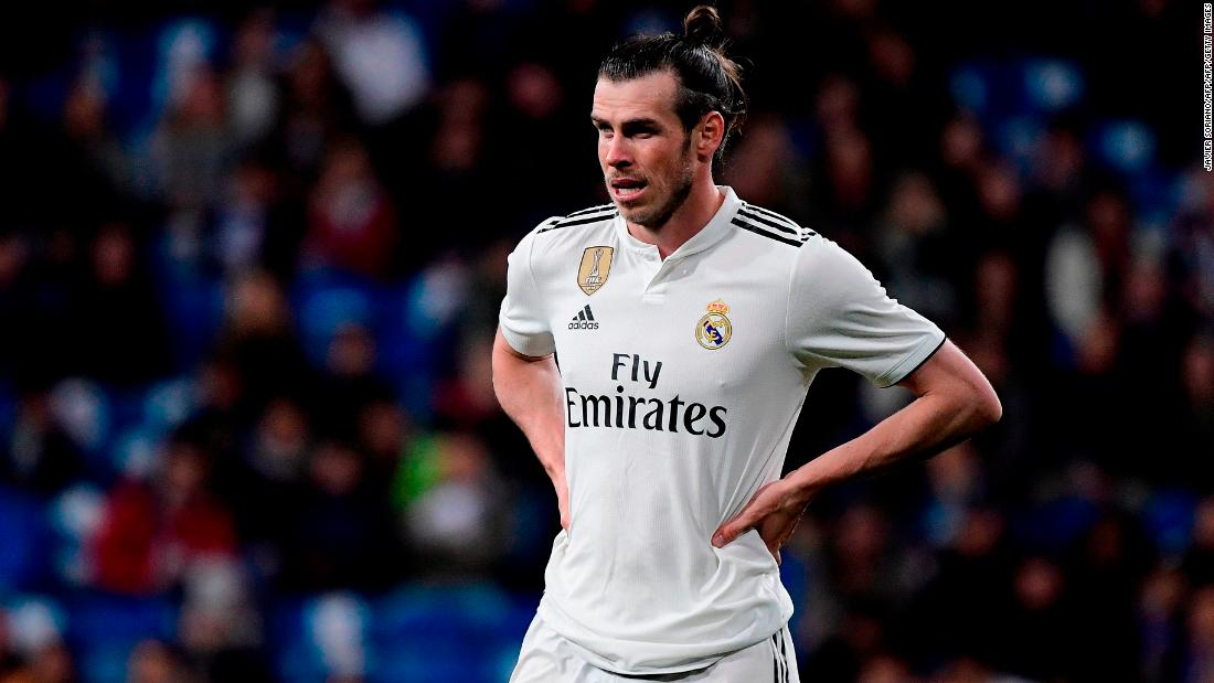Gareth Bale completes loan move to Tottenham Hotspur from Real Madrid