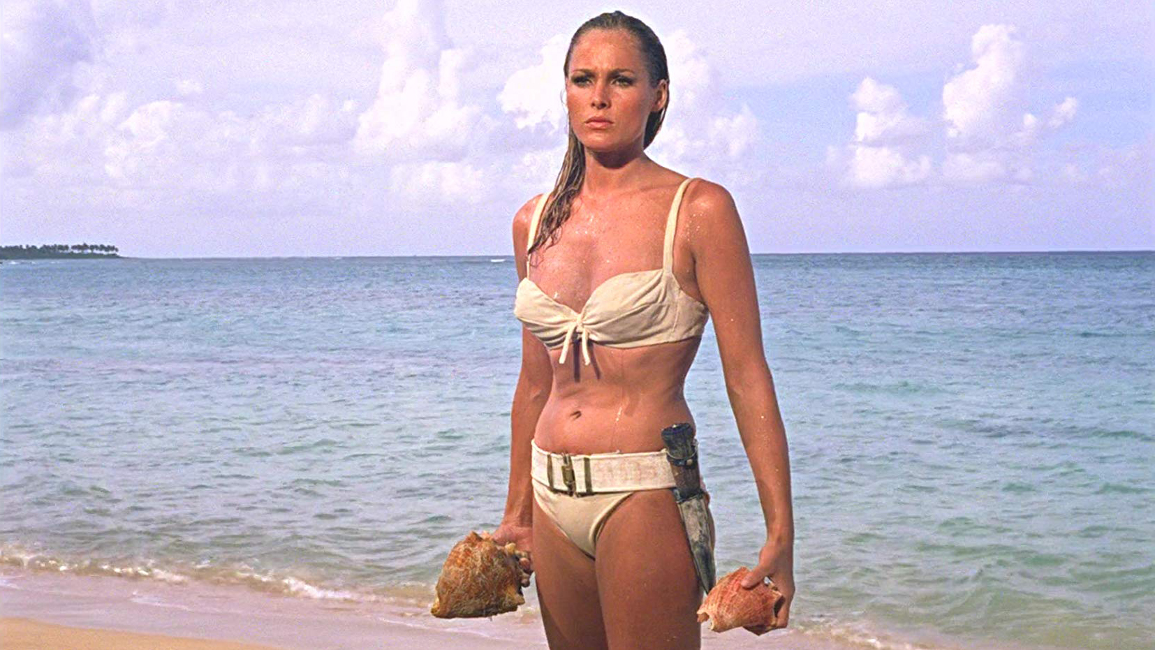 Ursula Andress' white 'Dr. No' bikini could fetch $500K at auction - CNN  Style