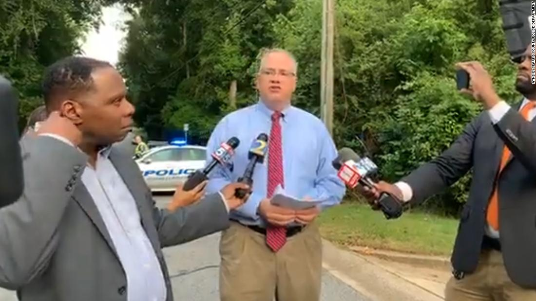 A pregnant woman was shot and killed at a Georgia apartment complex, police say