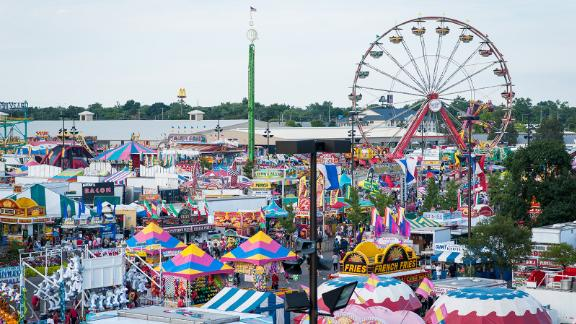 The Ohio State Fair is hosting a sensory-friendly morning for guests with autism and sensory-processing disorders.