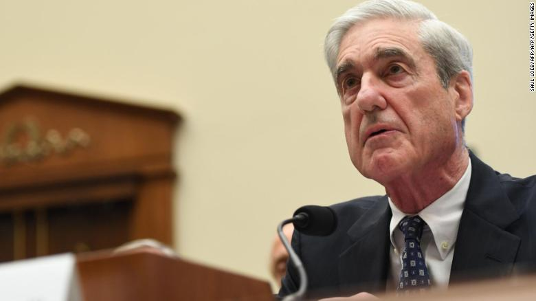 Mueller: Report doesn't say that it exonerates Trump