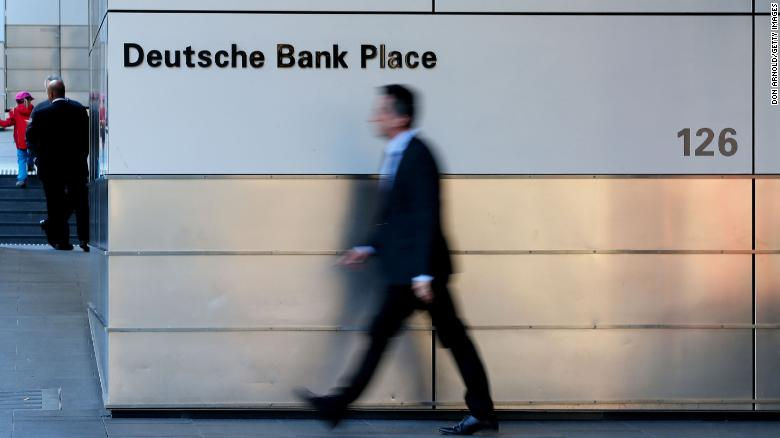 Deutsche Bank won't say they have Trump's tax returns