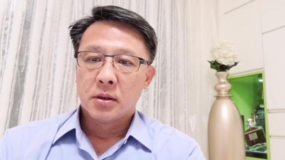 """Pro-Beijing lawmaker warns opponents against taking """"the path of not being alive"""" in a Facebook video."""