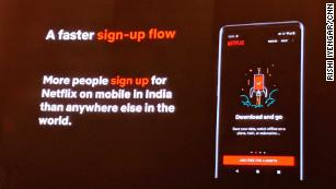 Netflix India announces new mobile plan for 199 rupees a