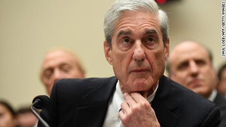 Mueller was asked if Trump's written responses were adequate. Here's what he said