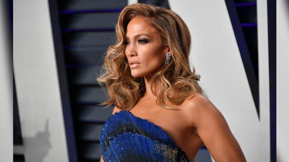 Jennifer Lopez and her family celebrate her 50th birthday during her It