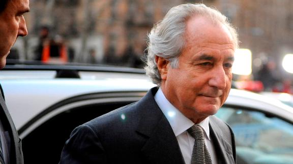 Madoff was sentenced to 150 years in prison in 2009.
