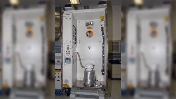 Say hello to your new luxury toilet on the International Space Station.