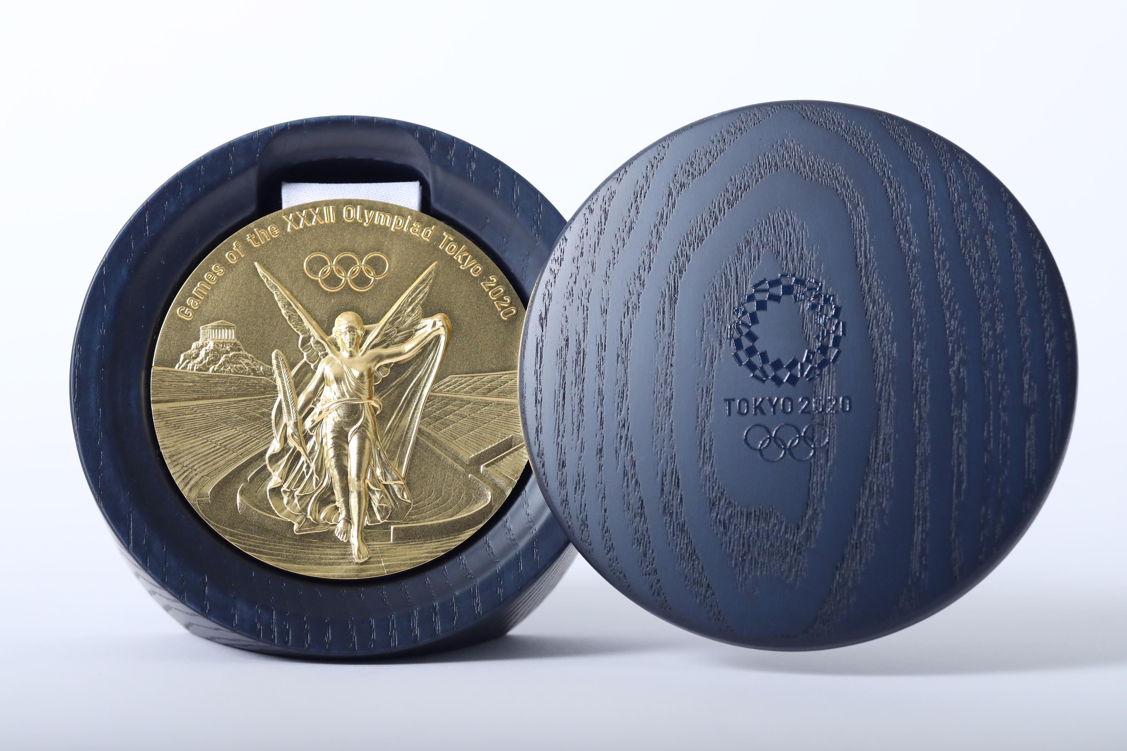 Risultati immagini per tokyo 2020 medals
